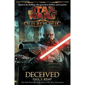 Star Wars: The Old Republic - Deceived (Paperback) by Kemp Paul S.