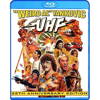 UHF: 25 Anniversary Edition [BLU-RAY] USA import