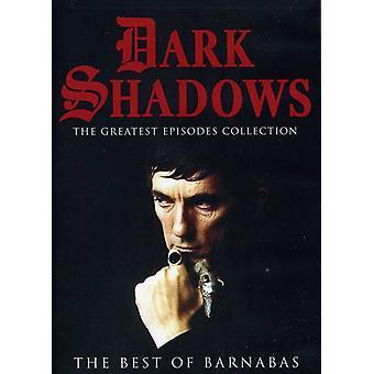 Dark Shadows - Dark Shadows: Greatest Episodes Collection: The Best of Barnabas [DVD] USA import