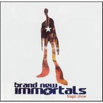 Helt ny Immortals - tragiska Visa [CD] USA import