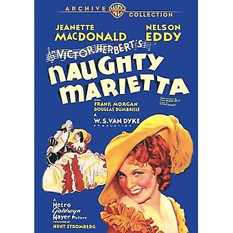 Naughty Marietta [DVD] USA import