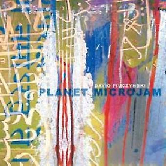 David Fiuczynski - David Fiuczynskis Planet Microjam [CD] USA import