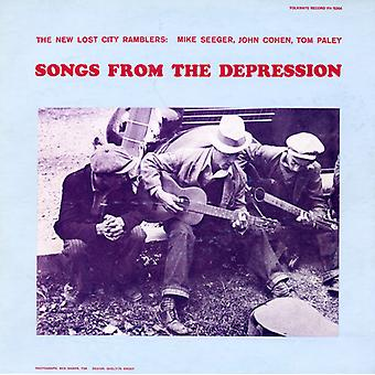 Neue Lost City Ramblers - Songs von the Depression [CD] USA import
