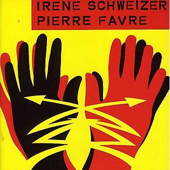 Irene Schweizer - Irene Schweizer [CD] USA import