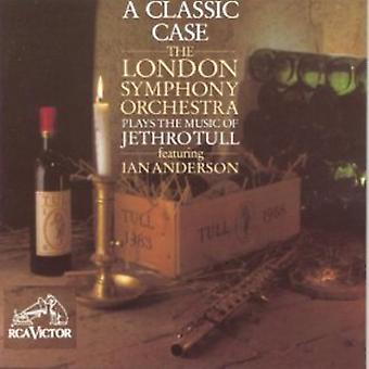 Jethro Tull / London Symphony Orchestra - clásico caso [CD] USA import