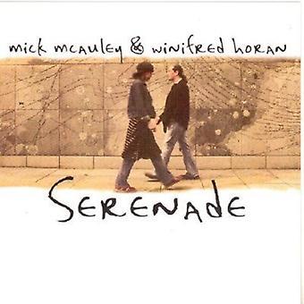 McAuley/Horan - Serenade [CD] USA import