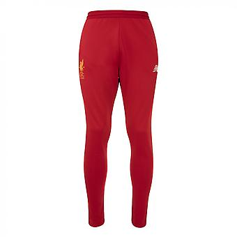 2017-2018 Liverpool Tech Training Pants (Red)