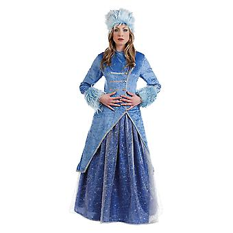 Russian princess Empress ladies costume Lady