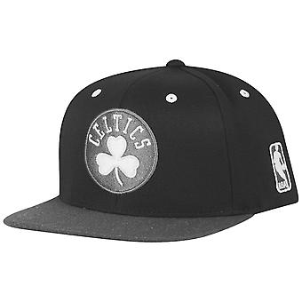 Mitchell & Ness GITD Flexfit Snapback Cap - Boston Celtics