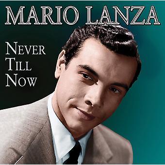 Mario Lanza - aldrig indtil nu [CD] USA import