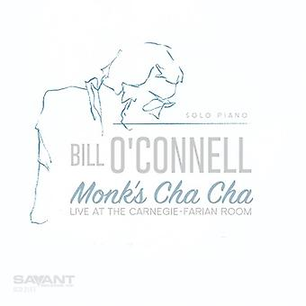 Bill o ' Connell - munke Cha Cha-Solo klaver Live [CD] USA import