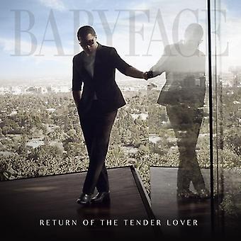 Babyface - Return of the Tender [CD] USA import