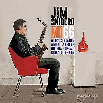 Jim Snidero - Md66 [CD] USA import