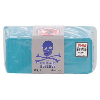 The Bluebeards Revenge Big Blue Body Bar Of Soap For Blokes 175 Gr
