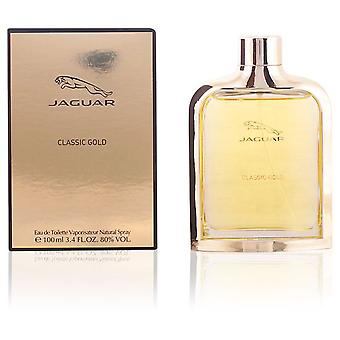 Jaguar Gold Eau De Toilette Spray 100 ml (Man , Perfumes , Perfumes)
