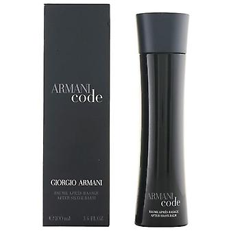 Armani Armani Code As Balm 100 Ml (Man , Shaving , After shaves)