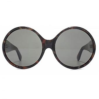 Saint Laurent SL M1 Sunglasses In Havana