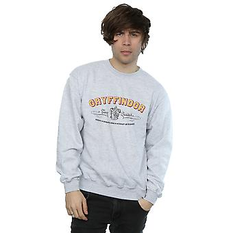 Harry Potter mænds Gryffindor holdet Quidditch Sweatshirt