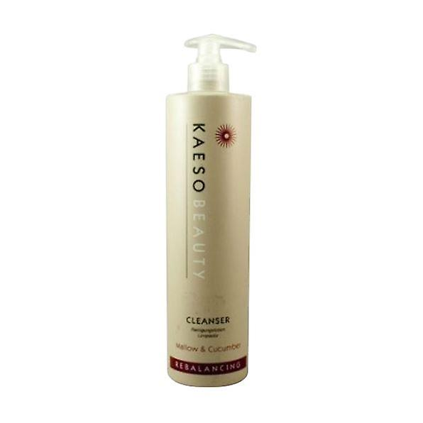 Kaeso Beauty Rebalancing Cleanser Mallow & Cucumber 495ml