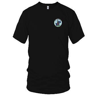 US Navy USS Greenwood DE-679 Path Ladies T Shirt