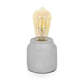 Smartware Table Lamp Cement