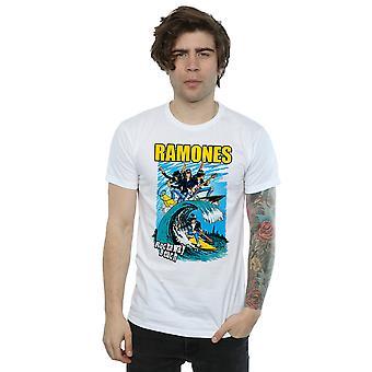 Ramones Men's Rockaway Beach T-Shirt