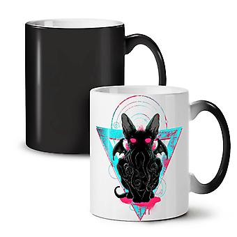 Evil Satan Animal NEW Black Colour Changing Tea Coffee Ceramic Mug 11 oz | Wellcoda