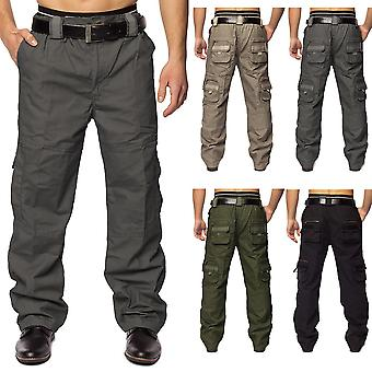 Cargo pants jeans loose fit Chinohose cargo pants work trousers Master Builder
