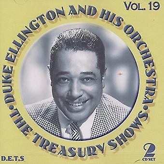 Duke Ellington - Treasury viser 19 [CD] USA import