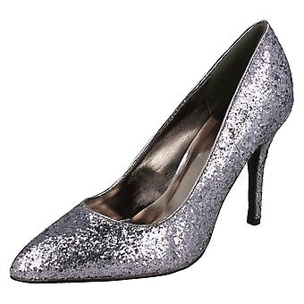 Ladies Anne Michelle Glittery Court Shoe