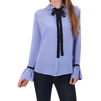 PS Paul Smith Ruffled Shirt With Bow Detail On Collar
