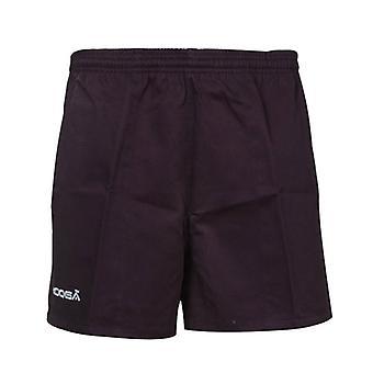 KOOGA マレー フィールド ラグビー パンツ上級新しいロゴ 【 ブラック 】