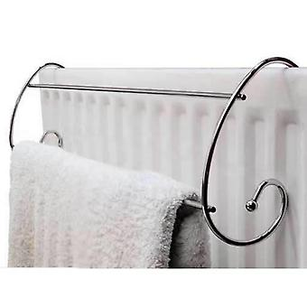 Caraselle Gebogen Chrome Radiator Towel Rail
