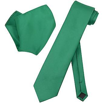 Vesuvio Napoli fast EXTRA lång halsduk näsduk hals slips sätta