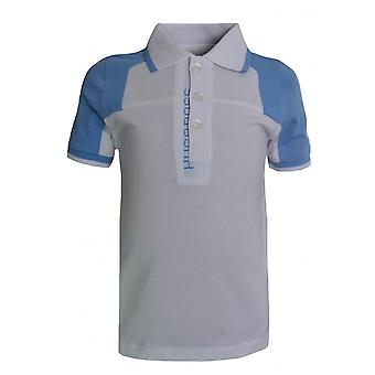 Hugo Boss jongens Hugo Boss zuigelingen witte Polo Shirt
