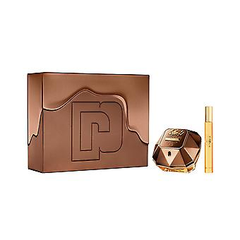 Paco Rabanne Lady Million Privé Gift Set 80ml EDP + 10ml EDP