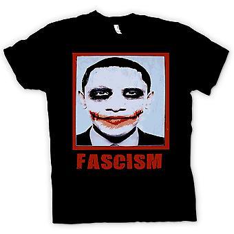 Womens T-shirt - Obama Fascism