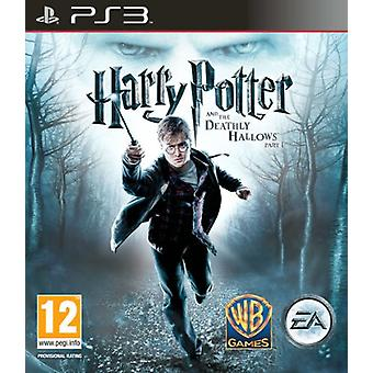 Harry Potter and The Deathly Hallows - Part 1 (PS3)
