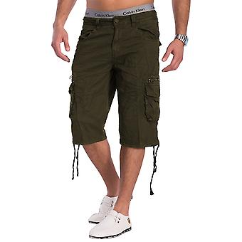Mens Cargo-Shorts Bermuda Shorts 100% cotton short Cargo pants Qualitiy