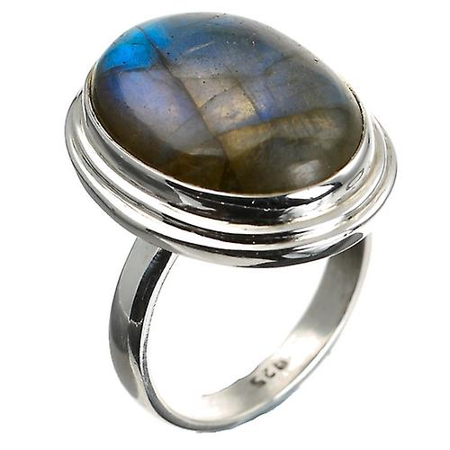 Labradorit Silver Ring