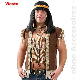 Indian men's Chief costume Apache men costume