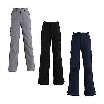 Regatta Kids Winter Softshell Walking Trousers