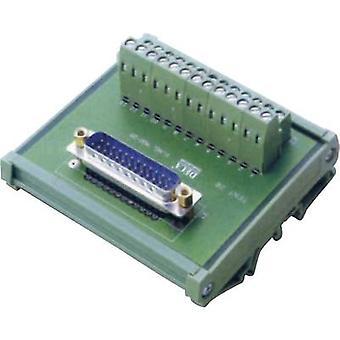 Transfer module DECA MOD-37-M 37 Content: 1 pc(s)
