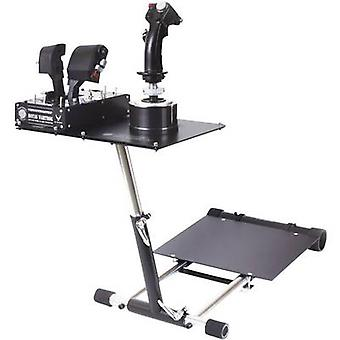 Steering wheel mount Wheel Stand Pro Hotas Warthog/X55/X52 - Deluxe V2 Black