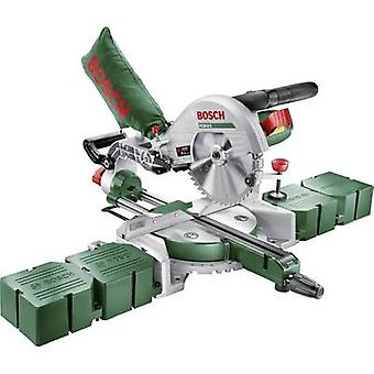 Bosch Home and Garden PCM 8 S Chop and mitre saw 216 mm 30