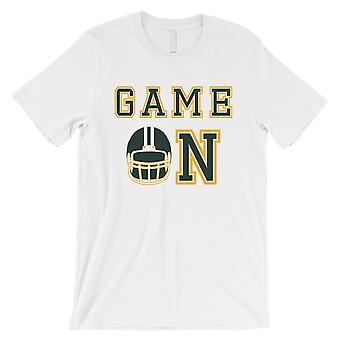 GAME ON Green Bay T-Shirt Mens Game Day Shirt Short Sleeve Tee Gift