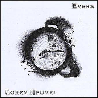 Corey Heuvel - Evers-EP [CD] USA import