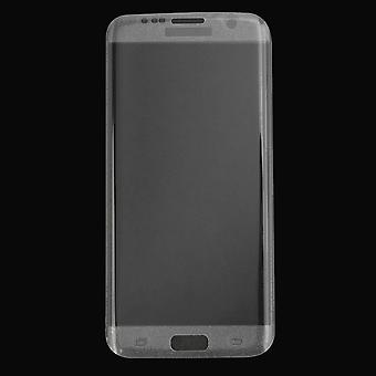 Samsung Galaxy S7 3D armoured glass film screen protector covers case transparent