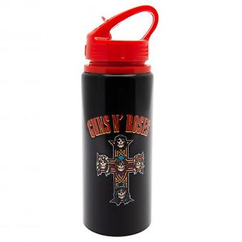 Guns N Roses Aluminium Drinks Bottle