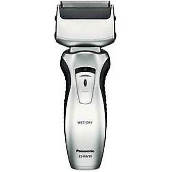 Panasonic ES-RW30-S Men's Wet/Dry Dual-Blade Rechargeable Electric Foil Shaver